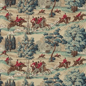 Sanderson Tally Ho Fabric